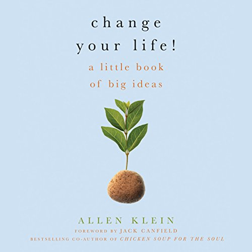 Change Your Life! audiobook cover art