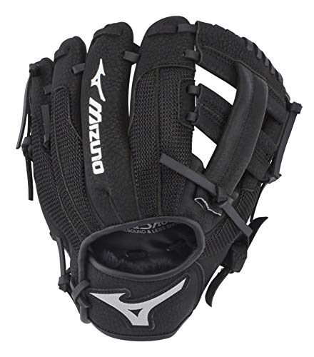 Mizuno GPP900Y3 Prospect Series PowerClose Baseball Gloves, 9