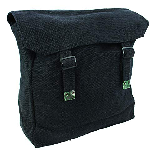 Zip Zap Zooom Highlander Mens Army Combat Military Haversack Rucksack Travel Day Bag Pack Canvas Backpack