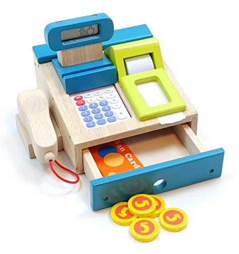 Cash register /till with barcode...