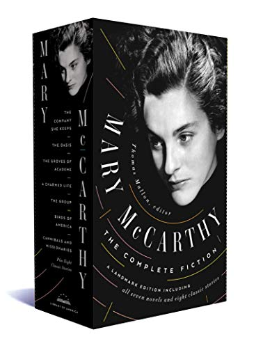 Mary McCarthy: The Complete Fiction: A Library of America Boxed Set (The Library of America)