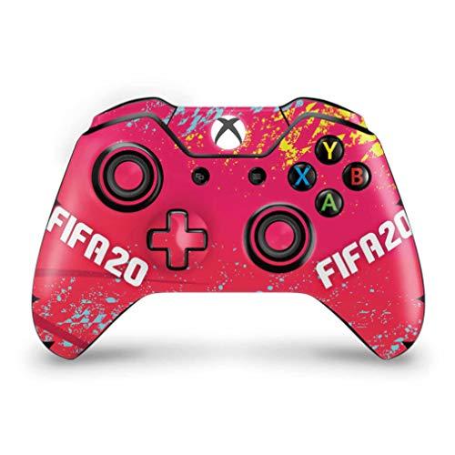 Skin Adesivo para Xbox One Fat Controle - Fifa 20