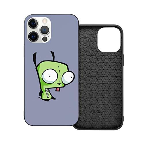 GMGMJY Inva-der Zim Gir Dog Suit Case for iPhone 12.Case TPU Protective Case for iPhone 12 Pro Iphone12mini-5.4