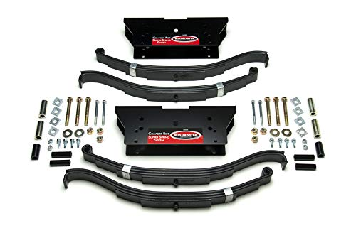 Great Price! Road master Comfort Ride Leaf Spring Suspension Kit With Shock Absorbers