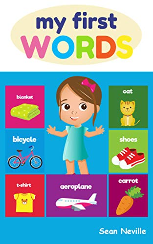 Sight Words Flash Cards for Kindergarten: Second Grade Picture Books (My Baby Can Read Book 1) (English Edition)