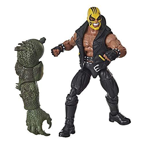 Hasbro Marvel Legends Series - Marvel's Rage (Action Figure 15 cm da Collezione, Build-A-Figure Abomination)