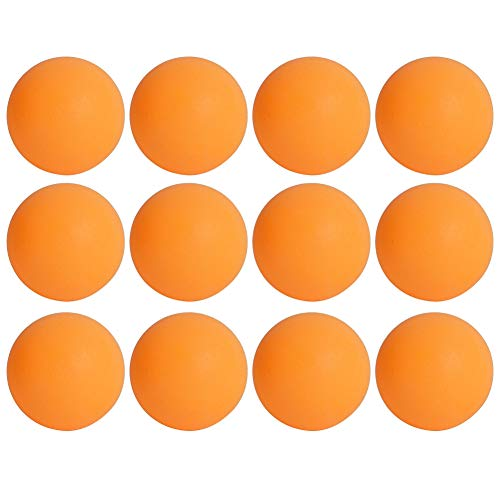 XiangXin Material plástico de Primera Calidad, Accesorios de Tenis de Mesa, Entrenamiento de Tenis de Mesa, competición de Entrenamiento para niños, Familia(pingpong)