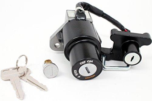 Kawasaki KLR 650 Ignition Switch 2 Keys KLR650 27004-5322