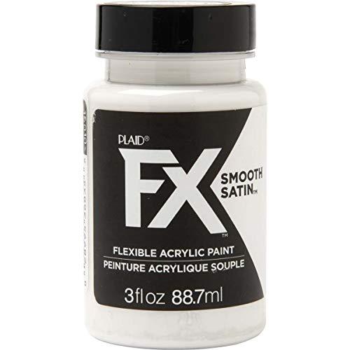 FX Smooth Satin Paint 3oz-Blizzard