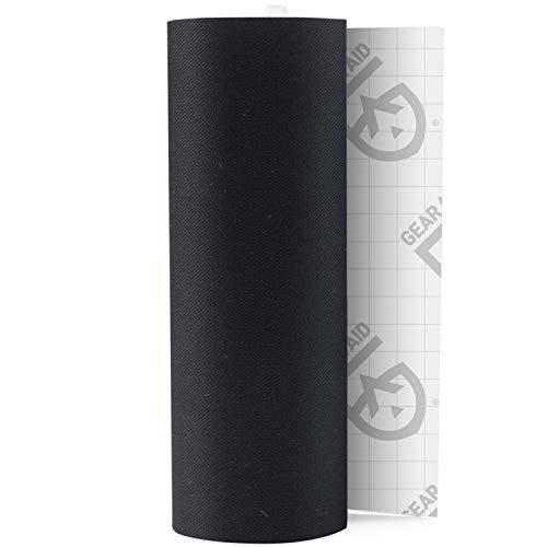 "GEAR AID Tenacious Tape Nylon Repair Tape for Fabric and Vinyl  3"" x 20""  Black"