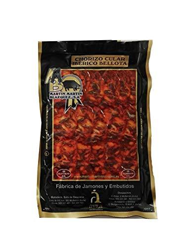 Salsiccia Iberica di Ghianda Revisan Ibéricos Affettata 100 g | Iberico