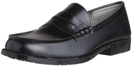 [ミドリ安全] 作業靴 耐滑 ローファータイプ ハイグリップ H950M メンズ ブラック 26.5