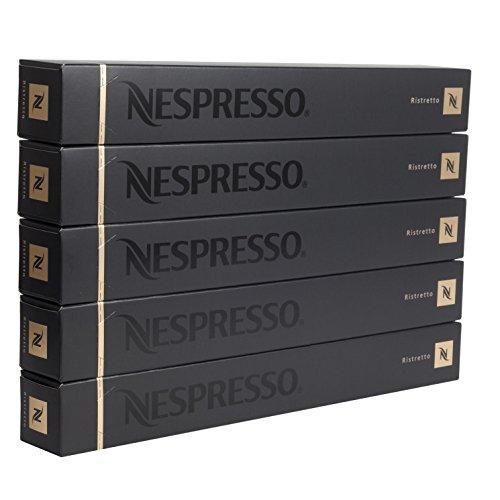 Nespresso Kapseln Ristretto Kaffee neu 200 Stück
