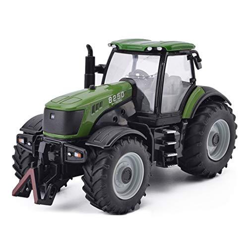 LICCC Cabeza de Tractor de Juguete de Metal Fundido a Troquel Modelo d