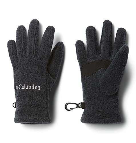 Columbia Unisex-Kid's Fast Trek Glove, Black, Medium