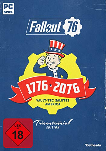 Fallout 76 Tricentennial Edition [Code in a Box] [PC]