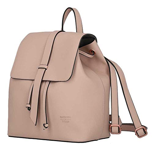 Titan Barbara Pure Backpack 30 cm Rose