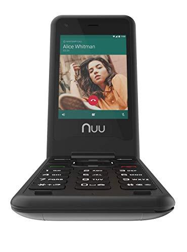 NUU Mobile F4L LTE Flip Phone Product Image
