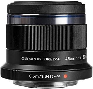 Olympus M.Zuiko Digital 45mm f/1.8 Camera Lens