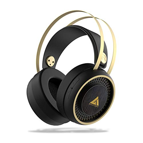 Boult Audio ProBass Ranger Over-Ear Wireless Bluetooth Headphones with Microphone, Headset with Noise Cancellation & Long Battery Life