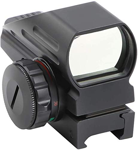 RD22 Red & Green Dot Sight 4 Reticles Reflex Holographic Sights Sight Fit Picatinny Rail