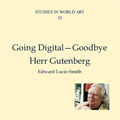 Going Digital - Goodbye Herr Gutenberg audiobook cover art
