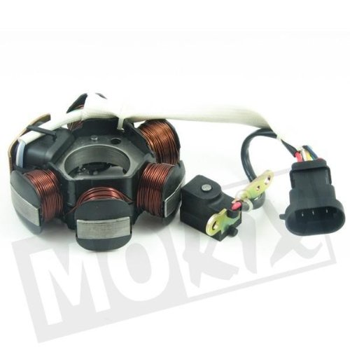 Lichtmaschine für Roller Aprilia Mojito Custom 50