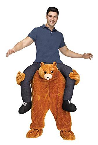 WiTa-Store Z883230 Carry Me Teddy Bär Kostüm, Baby
