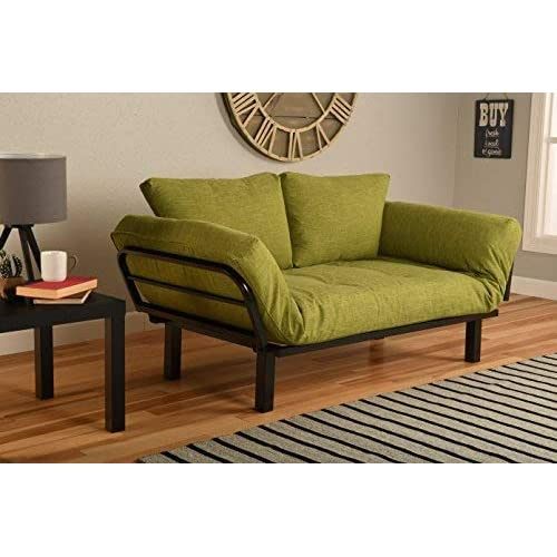 Beau Kodiak Best Futon Lounger Sit Lounge Sleep Smaller Size Furniture Is  Perfect For College Dorm Bedroom