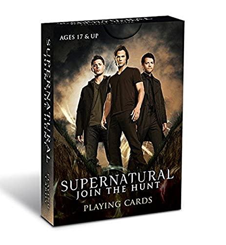 Supernatural Card Game