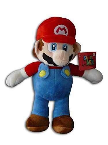 Super Mario Bros - Peluche Mario 33cm Qualità super soft
