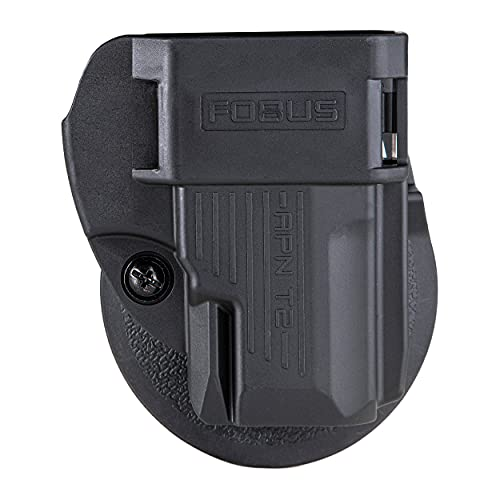 Fobus APN Series Concealed Carry Holster for Taurus PT111 G2 and G2c 9mm, Appendix, IWB Belt Clip, OWB Paddle, Right Left Handed