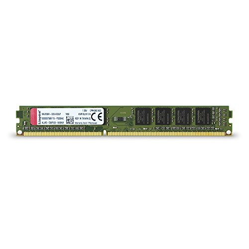 Kingston KVR16LN11/4 Arbeitsspeicher 4GB (DDR3L Non-ECC CL11 DIMM 1,35V, 240-pin)