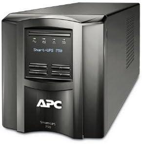 APC SMT750I Smart UPS - Line-interactive - 750 VA - 500 Watt - 230V