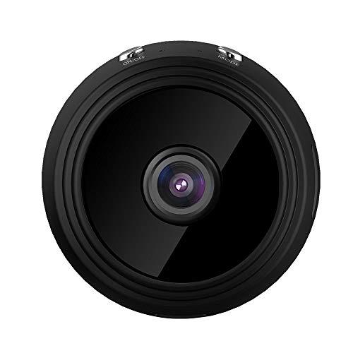 Mini cámara de vigilancia inalámbrica wifi de 2.4ghz 1080p, vigilancia inteligente, cámara de visión nocturna por infrarrojos, cámaras para interiores y exteriores
