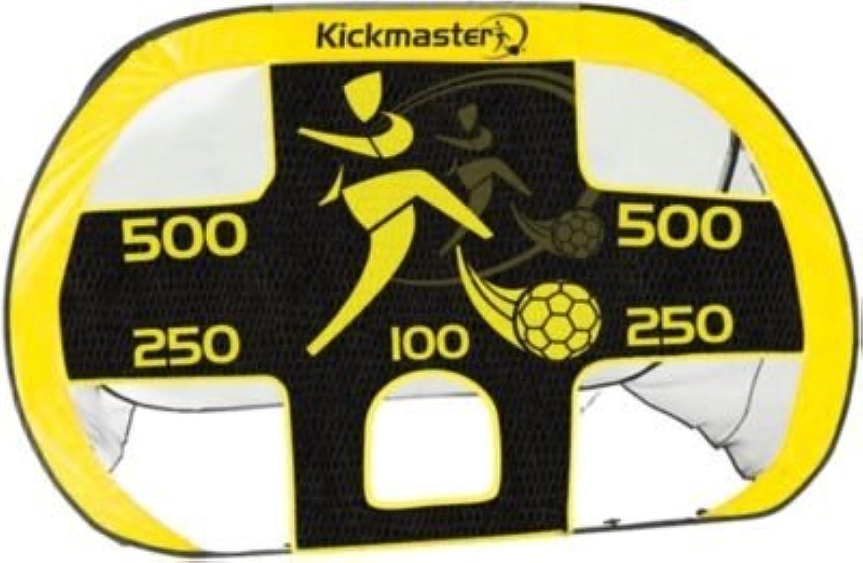 Fabulous Kickmaster L Quick Up Goal Target Shot