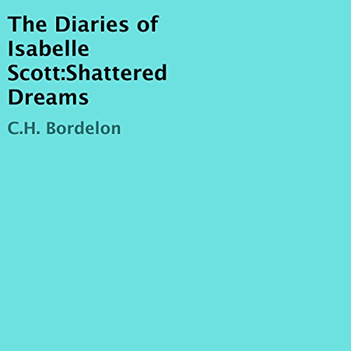 The Diaries of Isabelle Scott audiobook cover art