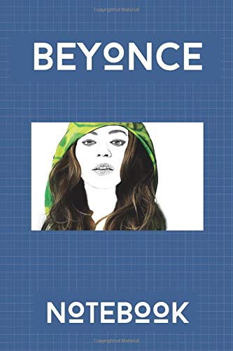 Beyonce Notebook: Graph paper workbook for One and Only Fans   version # 2