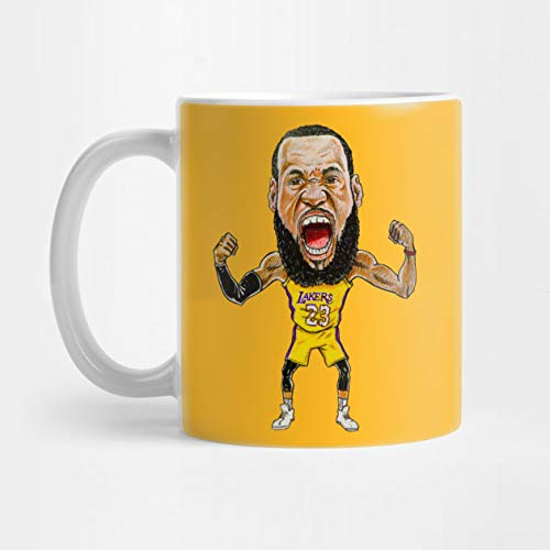 Llynice Lakers James 324 ML Kaffeebecher