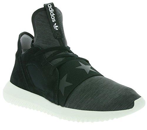 adidas Tubular Defiant W Black Black White 38.5