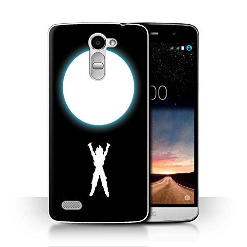 Hülle Für LG Ray/X190 Anime Kämpfer Geisterbombe Inspiriert Design Transparent Ultra Dünn Klar Hart Schutz Handyhülle Case