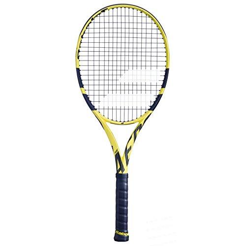 Babolat Tennisschläger Pure Aero unbesaitet schwarz/gelb