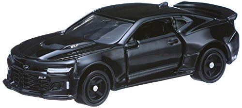 DieCast Modellauto 1:66 Nr 40 Chevrolet Camaro schwarz 2017 Takara Tomy