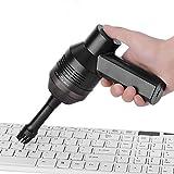 Aspirapolvere per tastiera, Mini aspirapolvere USB Aspirapolvere per tastiera per computer Pulitore per tastiera portatile per PC elettrico per pulire polvere, capelli, briciole