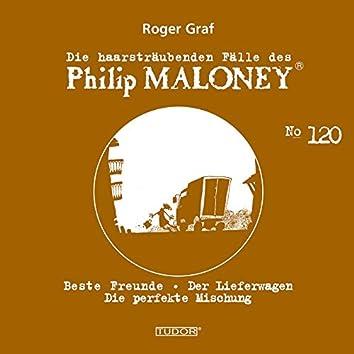 Die haarsträubenden Fälle des Philip Maloney, Vol. 120