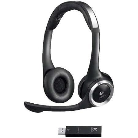 Logitech B750 Wireless Headset Mit Noise Elektronik