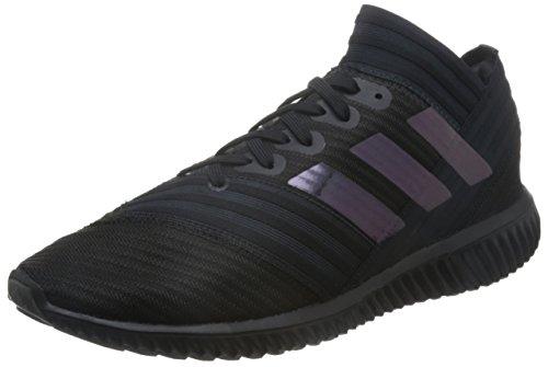 adidas adidas Herren Nemeziz Tango 17.1 Tr Fitnessschuhe, Mehrfarbig (Core Black/core Black/utility Black F16), 45 1/3 EU