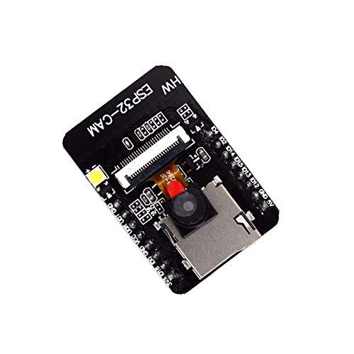 Huante - Tarjeta de extensión WiFi Esp32-Cam Esp32-S módulo de cámara inalámbrico Ov2640 2MP Es8266 Esp32S W/Ipex para Mcu
