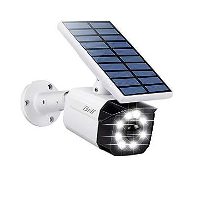 Solar Lights Outdoor Motion Sensor, 800Lumens 8 LED Wireless Motion Sensor Light, IP66 Waterproof Solar Lights Outdoor for Yard Garden Driveway Fence