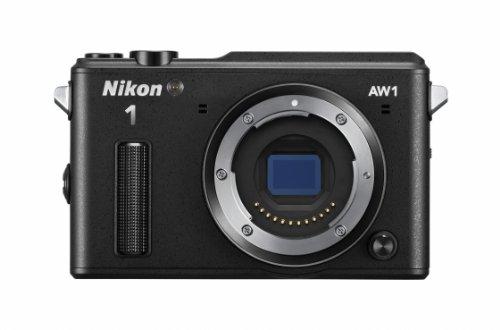 Nikon ミラーレス一眼カメラ Nikon1 AW1 ブラック N1AW1BK